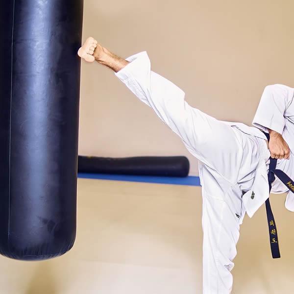 Initiation Taekwondo près de Dunkerque